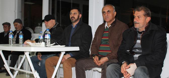 Karataş Belediye Başkanı Boğaçhan Ünal'ın acı günü
