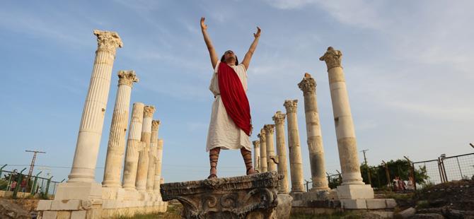 Büyük İskender'in Anadolu yeniden hayat buldu