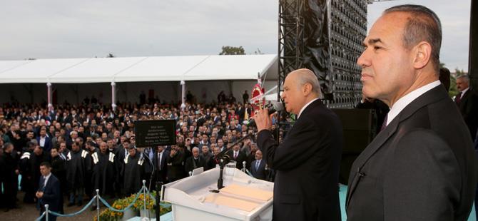 MHP Lideri Bahçeli'nin çağrısına ilk destek