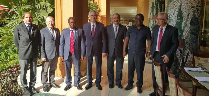 Çukurova İle Uganda İşbirliği yapacak