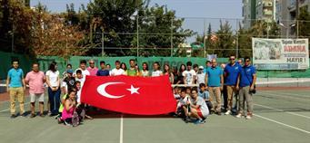 15 Temmuz Şehitleri Anma spor etkinlikleri sona erdi