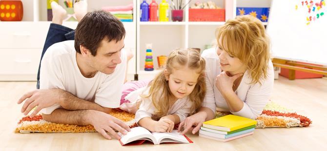 'Çocuğunuza öğretmenlik yapmayın'