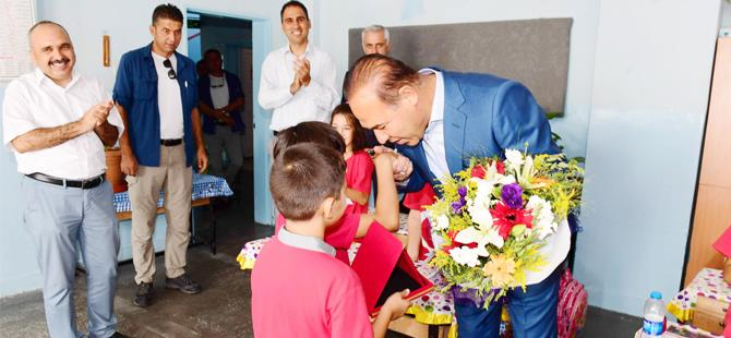 Başkan Sözlü'ye 'Yılın Başkanı' ödülü