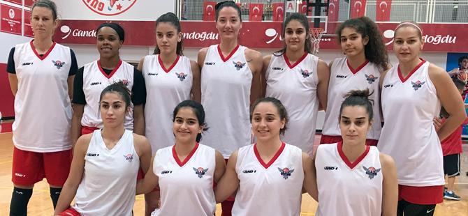 Gündoğdu Adana Basket milli arayı değerlendiriyor