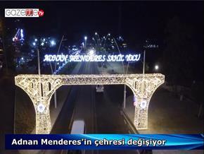Adnan Menderes Sahilinin çehresi değişiyor