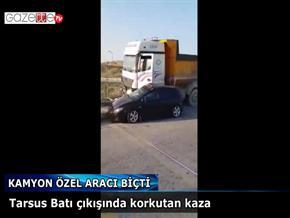 KAMYON ÖZEL ARACI BİÇTİ