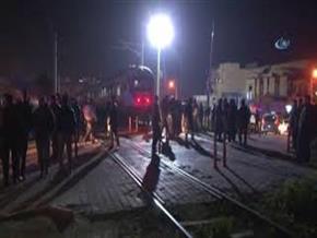 Tren Motosiklete Çarptı: 2 Ölü