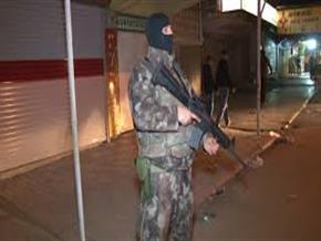 POLİS KARAKOLUNA EYP SALDIRISI