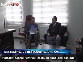 """""""DESTEĞİMİZ DE HEYECANIMIZ DA TAM"""""""