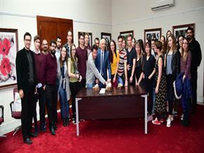 Uyuşturucuya Savaş Açan Avrupalı Gençler Adana