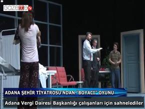 ADANA ŞEHİR TİYATROSU