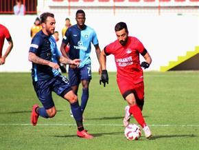 Adana Demirspor 0 1 Ümraniyespor