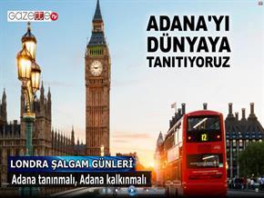 LONDRA ŞALGAM GÜNLERİ