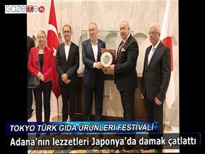 Adana'nın lezzetleri Japonya'da damak çatlattı