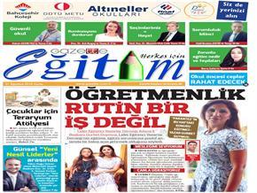 Gazette Eğitim zirveye koşuyor