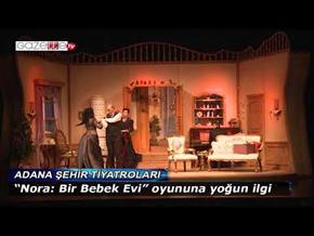 ADANA ŞEHİR TİYATROSU BULUŞMALARI