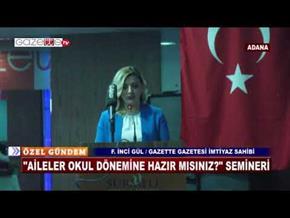 Gazette Gazetesi ve Adana Kent Konseyi
